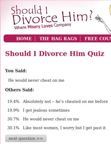 Do i like him quiz